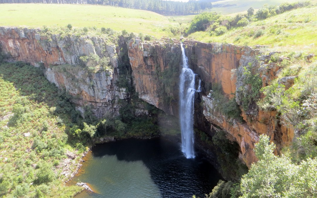 Graskop, South Africa:  The Blyde River Canyon