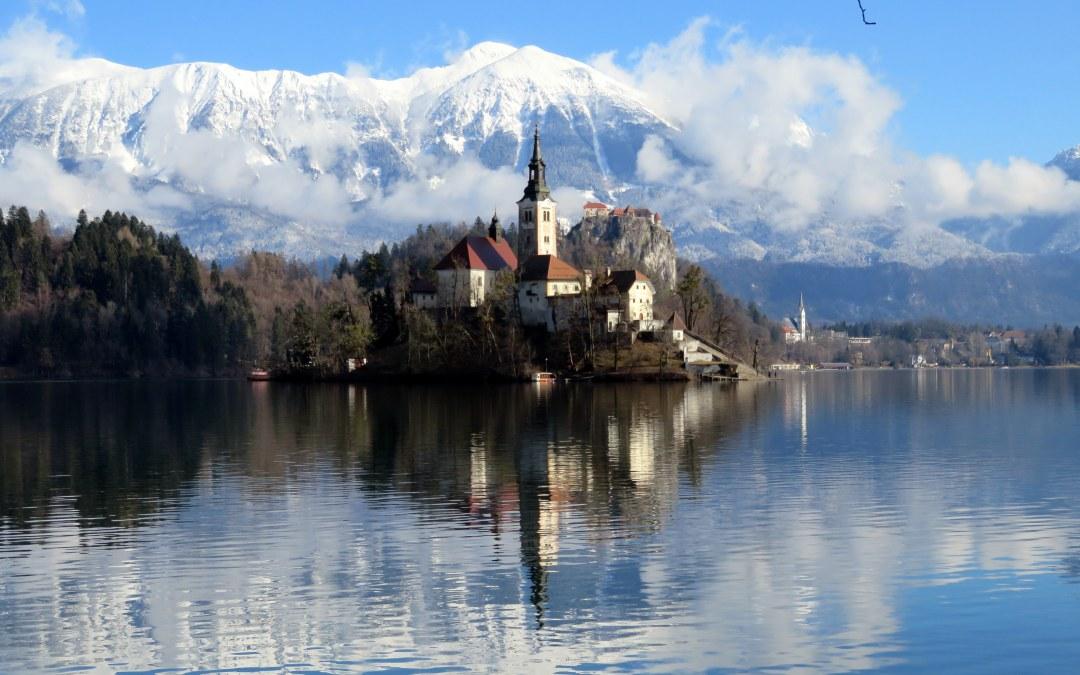 Slovenia:  Into the Julian Alps