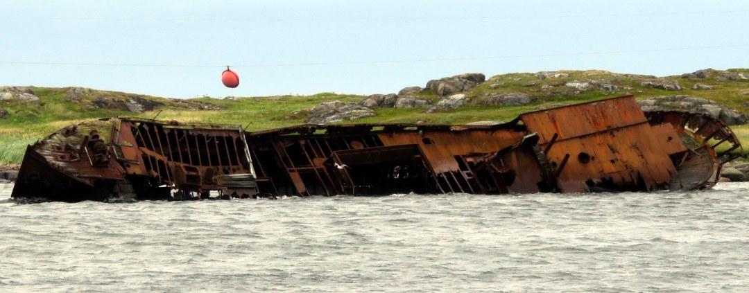 shipwreck better