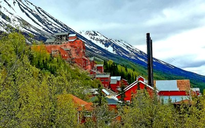 Riding in Remote Alaska