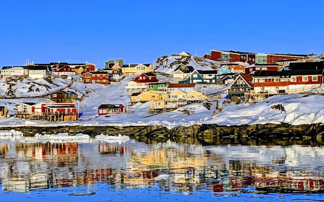 Welcome to the West Coast of Greenland (Part II)