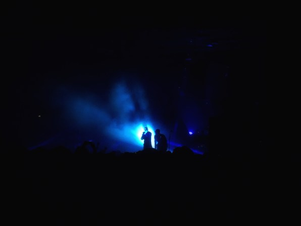 The Sisters of Mercy, Fryshuset, september 2017