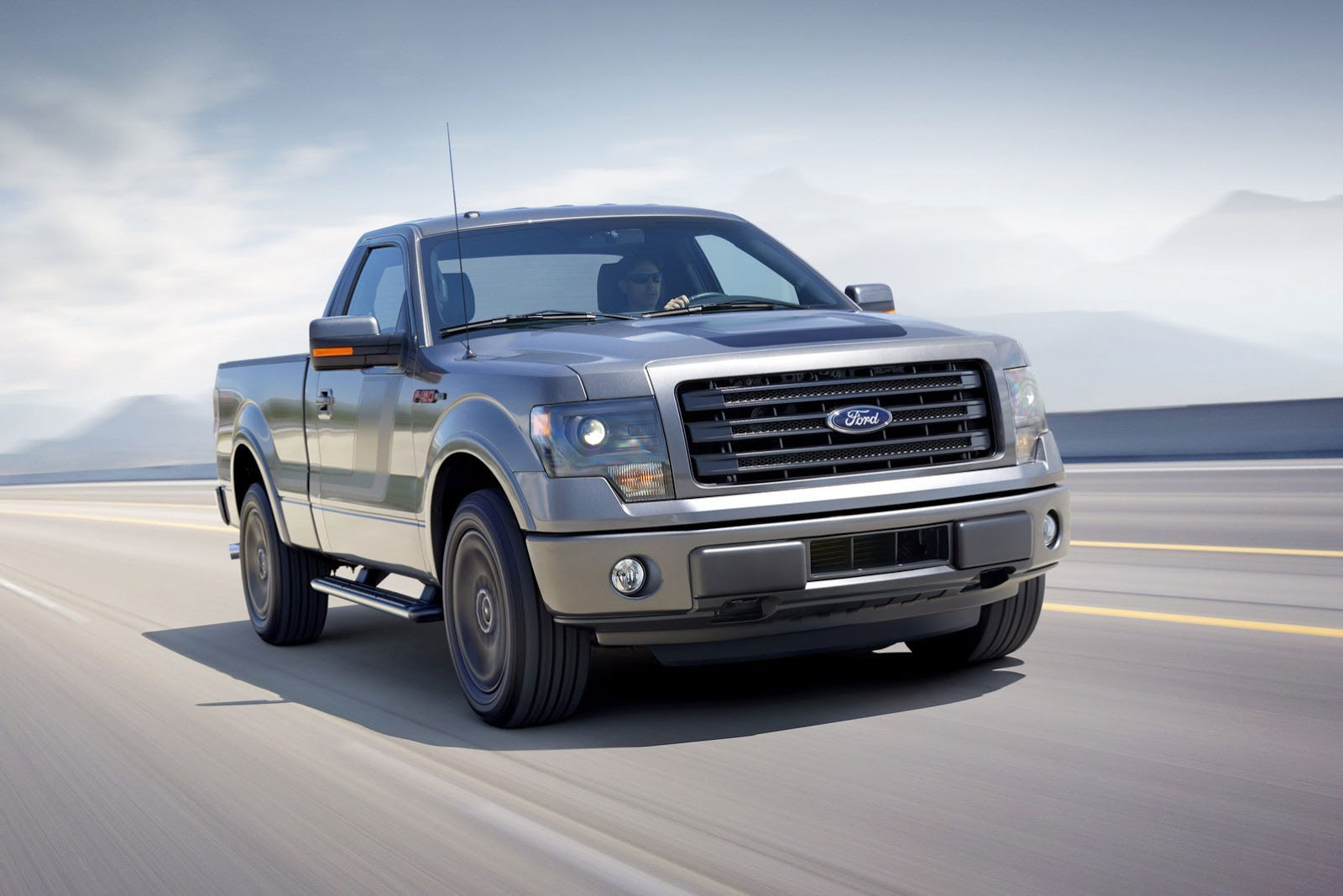 A Look At The Different Ford F150 Models