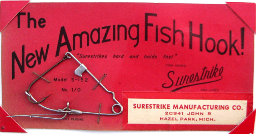 14. Surestrike Fish Hook, Thom Nefos