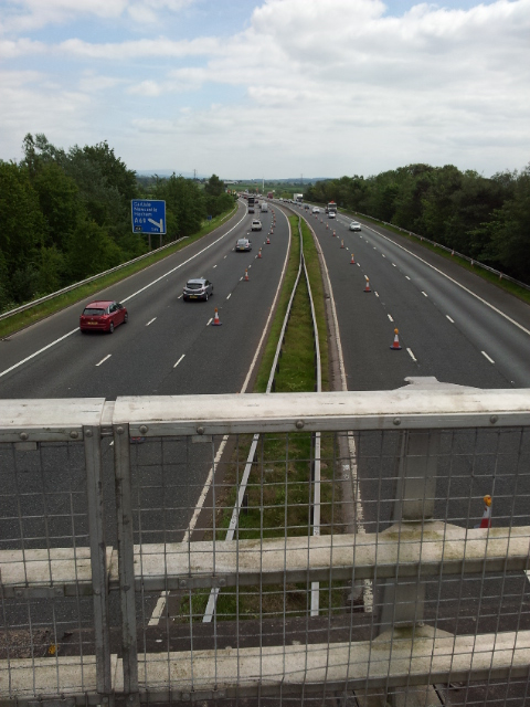 The M6!