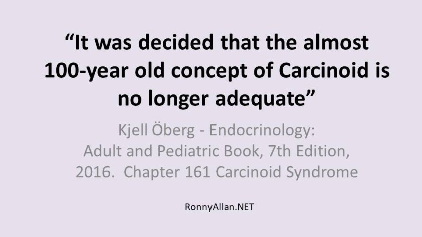 carcinoid is inadequate oberg quote 2016