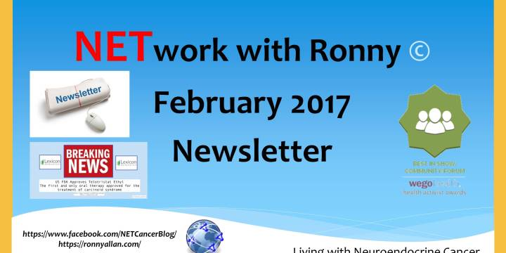 NETwork with Ronny © – Newsletter February 2017