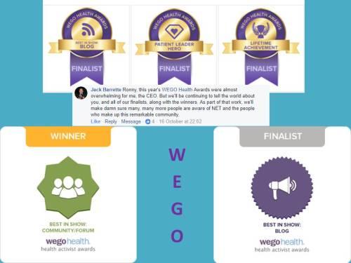 WEGO Awards
