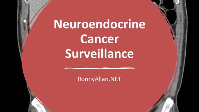 Neuroendocrine cancer group. Markeri tumorali: tipuri, diagnostic, cancer asociat