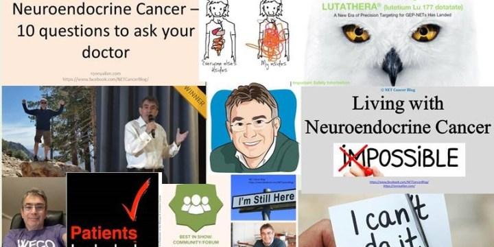 neuroendocrine cancer blogs)