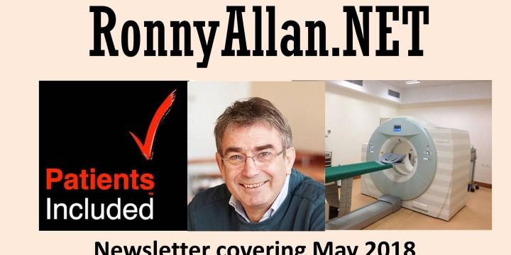 RonnyAllan.NET – Community Newsletter May 2018