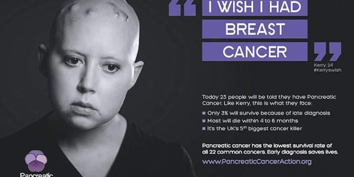 I wish I had another cancer