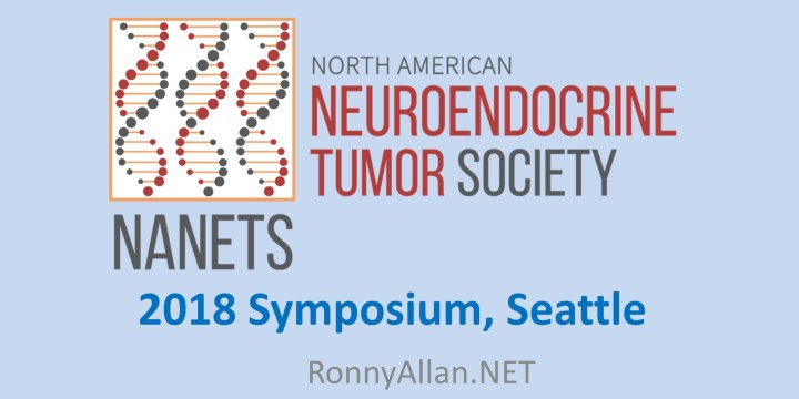 Neuroendocrine Cancer – Short Update from NANETS 2018