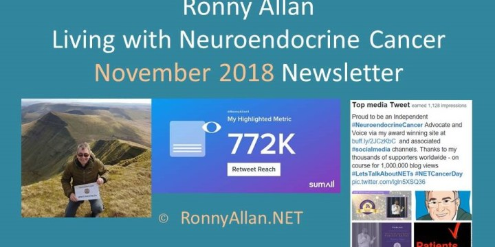 RonnyAllan.NET – Community Newsletter Covering November 2018