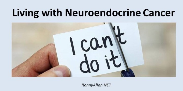 Neuroendocrine Cancer: I Can