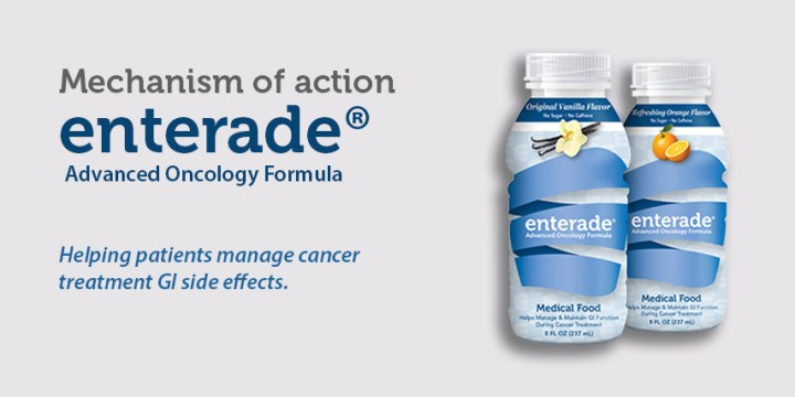 Neuroendocrine Cancer Clinical Trial: Advanced Oncology Formula enterade®