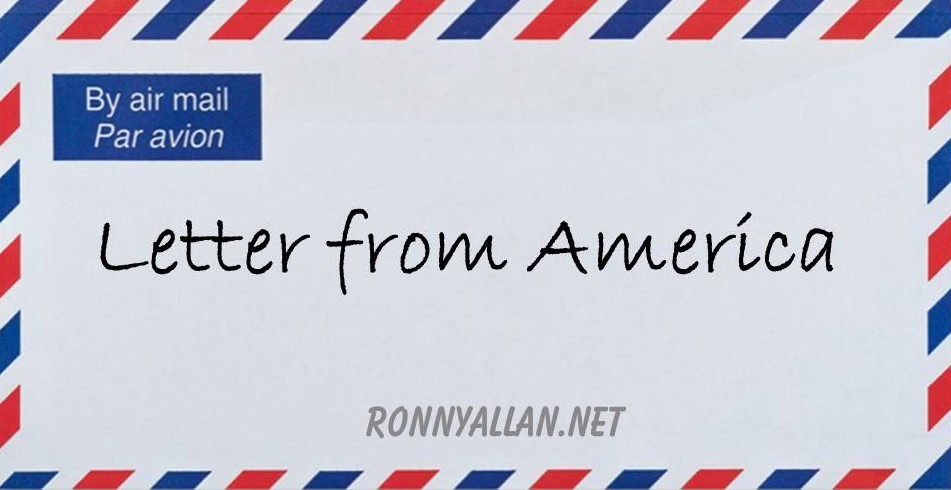 Letter from America