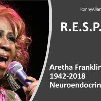 Aretha Franklin - another Neuroendocrine Cancer Ambassador we NEVER had