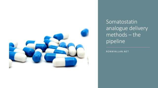 somatostatin analogues delivery