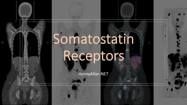 somatostatin receptors