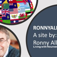 A site by Ronny Allan - Living with Neuroendocrine Cancer