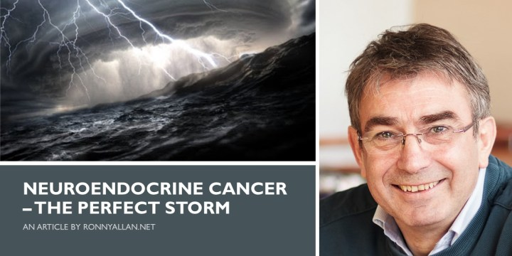 Neuroendocrine Cancer: The Perfect Storm