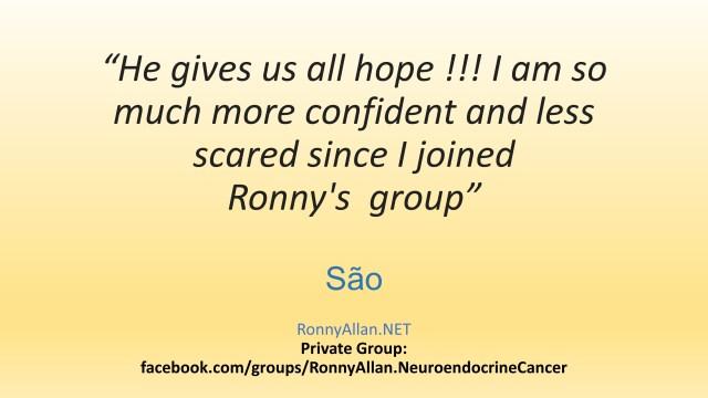 neuroendocrine cancer pain