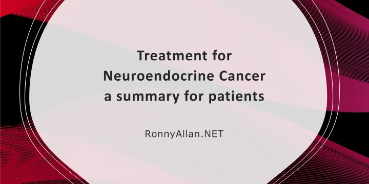 neuroendocrine cancer keytruda