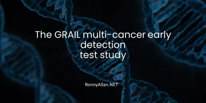The GRAIL multi-cancer early detection test study