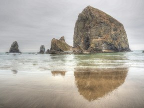 Cannon Beach Reflections