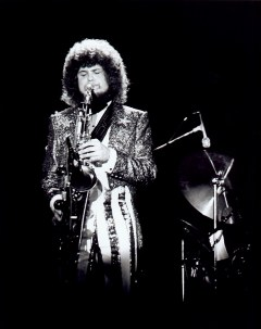 Lenny Pickett - Tower of Power - 1976