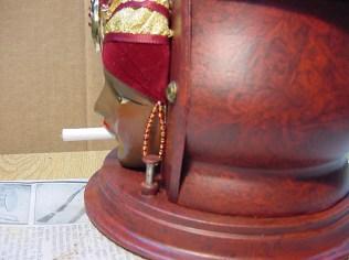 antique cigarette dispenser