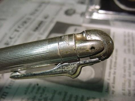 Rhodium Pensil Lighter finish corrosion