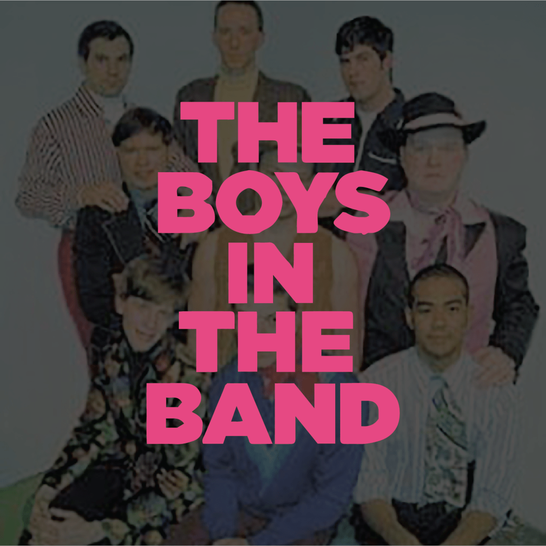 2007 TOTS Boys in the Band Cast