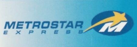 Metrostar Express MRT 3 Logo