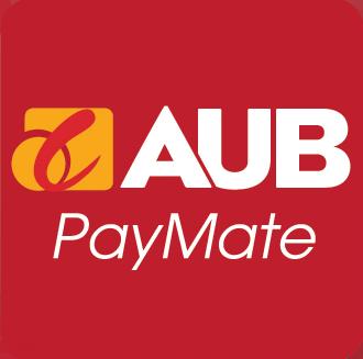 AUB PayMate logo