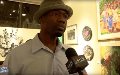 Orlando Live: City Arts Factory Ronyai Interview