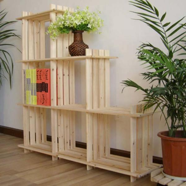 Полки для цветов: основные виды этажерок, сборка подставок ...