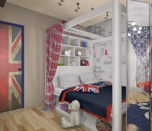 Идеи для интерьера комнаты девочки 15 лет: фото