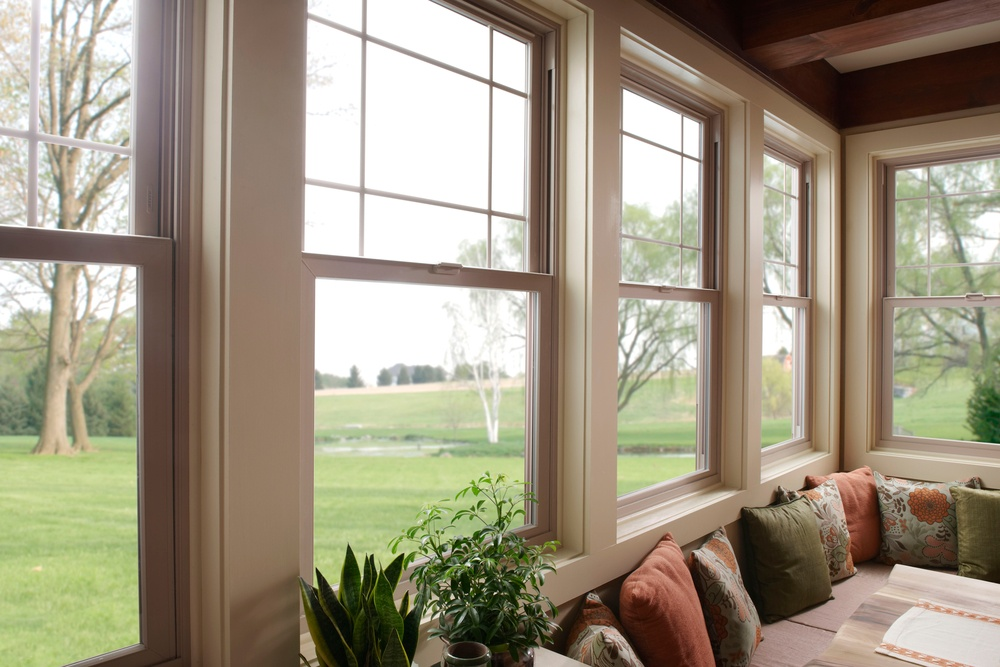 double hung window replacements kankakee IL