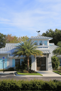 The Goddard School in Ponte Vedra Beach was constructed from an existing building