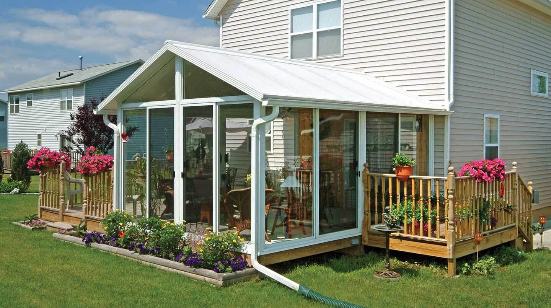 custom built sunrooms in franklin