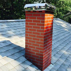 chimney leak repair Boykins Virginia