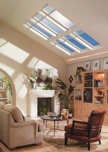 skylights installed Virginia
