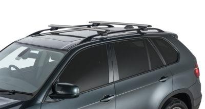 bmw x5 4dr suv with roof rails high e70 03 07 to 10 13 rhino rack vortex roof racks pr