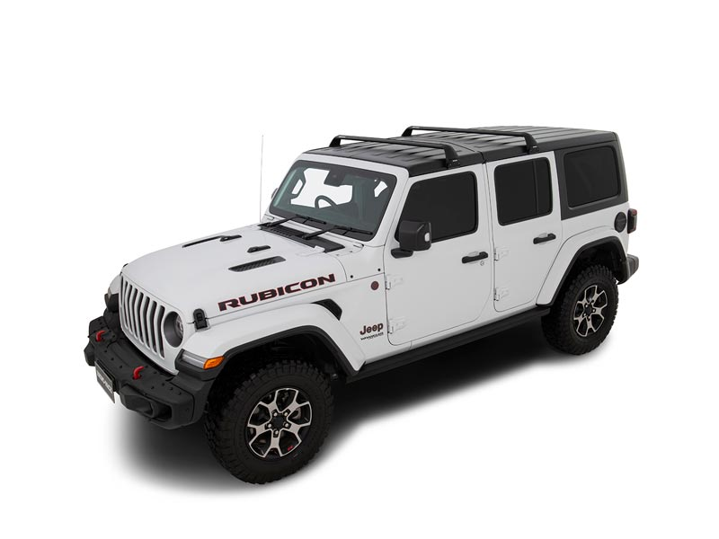 rhino vortex sg roof rack for jeep wrangler jl 4dr 4wd hard top 04 2019 on sg59
