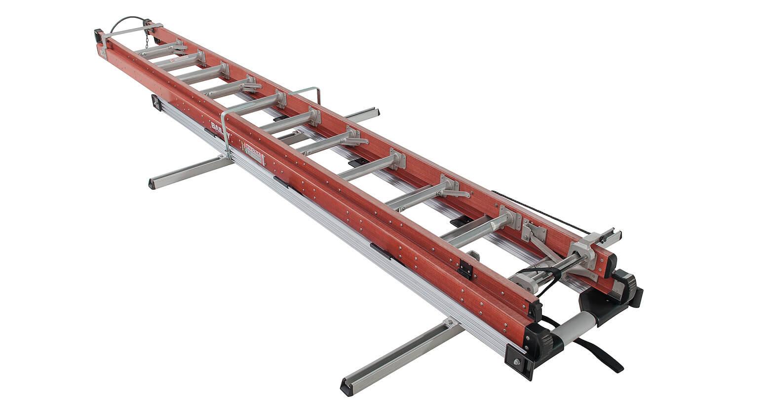multi slide extension ladder rack 2 6m 8 5ft