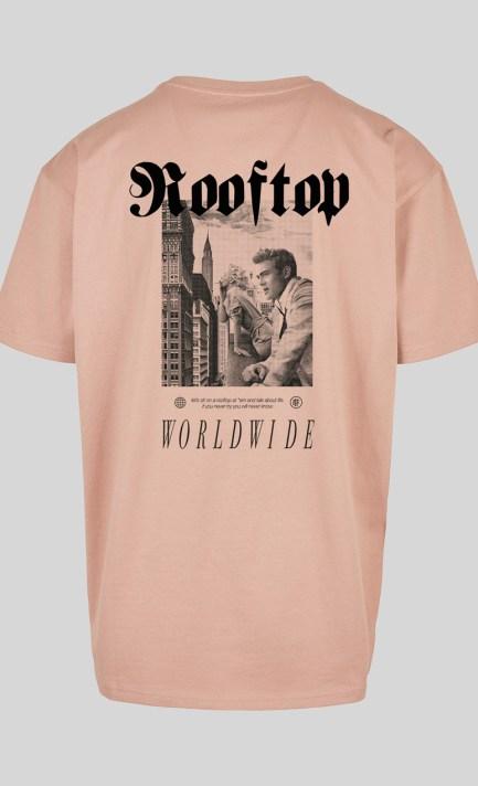 Oversize Worldwide T-Shirt