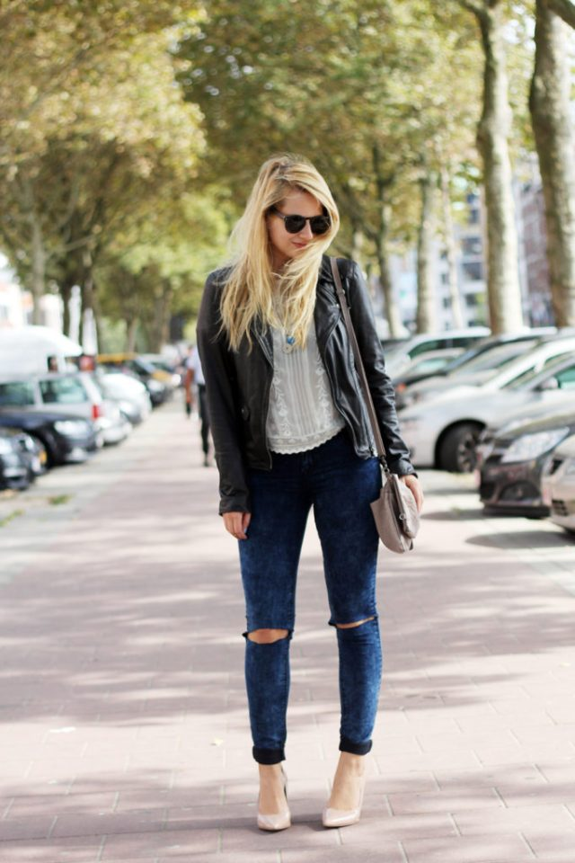 Perfect_leather_jacket_goosecraft_ripped_denim_lace_top_seethrough_outfit_blogger6