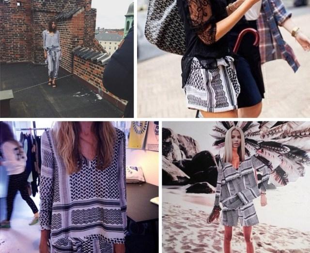 CecilieCopenhagen_Keffiyeh_scarf_trend_fashion_rough_rugs
